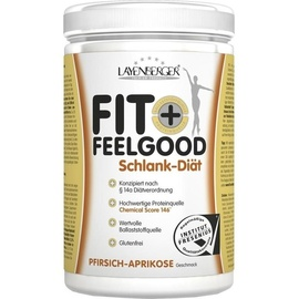 Layenberger Fit+Feelgood Slim Pfirsich-Aprikose Pulver 430 g