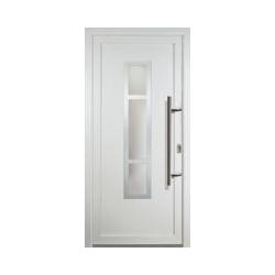 JM Signum PVC Model 87, innen: weiß, außen: weiß, Breite: 98cm, Höhe: 208cm, Öffnungsrichtung: DIN