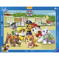 Kinderpuzzle - Paw Patrol, Familienfoto