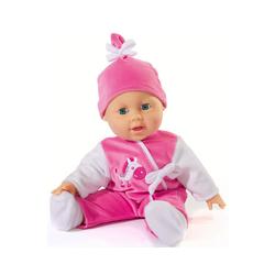 SIMBA Babypuppe Babypuppe Laura Babysprache, 38 cm