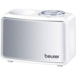 Beurer LB 12 Ultraschall-Luftbefeuchter 20m² Silber