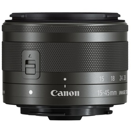 Canon EOS M50 schwarz + EF-M 15-45mm IS STM