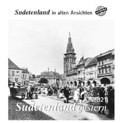 Sudetenland gestern 2021