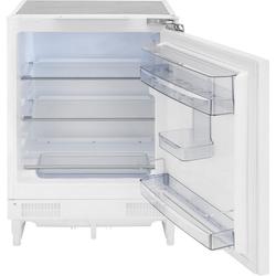 exquisit Einbaukühlschrank UKS 140-1 RVA++, 82 cm hoch, 59 cm breit