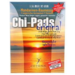 CHI PADS Mandarin.Baumessig Fußreflexzonen Pads 2X5 g