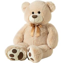 Heunec® Kuscheltier Bär XL beige, 105 cm