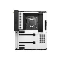 NZXT N7 Z490 Matte White Mainboard