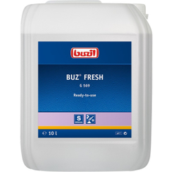 Buzil G 569 buz fresh Duftöl, Duftöl für angenehmen Frischeduft, 10 l - Kanister
