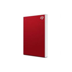 Seagate One Touch Portable 2TB Festplatte HDD-Festplatte (2 TB) rot