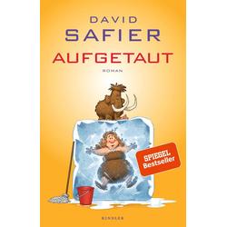 Aufgetaut als Buch von David Safier