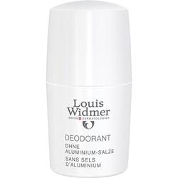 WIDMER Deodorant ohne Aluminium Salze n.p.