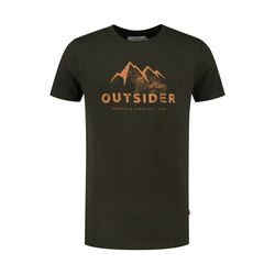 Shiwi T-Shirt Outsider (1-tlg) XL