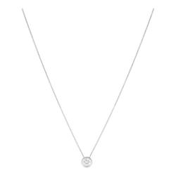 JETTE Damen Collier silber, Größe One Size, 4044345