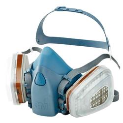 3M Maskenset 7523L incl. Maske 7503 Filter A2P3 (1 Stk.)