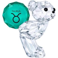 Swarovski Dekofigur KRIS BEAR - TAURUS, 5396295 (1 Stück), Swarovski® Kristall