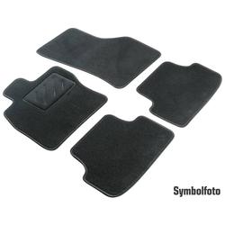 Passform Fußmatten für BMW X6 (F16) BJ 08/2014 - Heute
