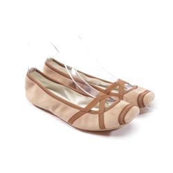 REPETTO Damen Ballerinas beige / braun, Größe 37, 4930949
