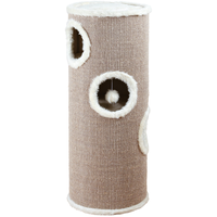 TRIXIE Cat Tower Edoardo Ø 40 x 100 cm braun/beige