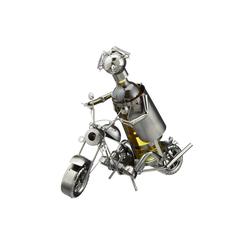 HTI-Living Weinflaschenhalter Weinflaschenhalter Motorrad, (1-St)