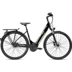 Breezer Powertrip Evo IG 1.3+ LS 700c E-Bike Damenrad 28 Zoll Pedelec Damen Senioren Elektrofahrrad... 50 cm, schwarz/creme