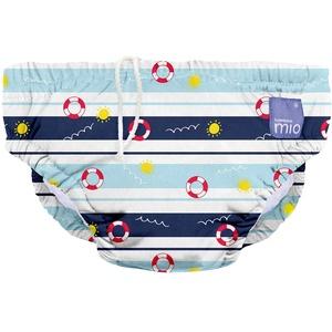 Bambino Mio, reusable swim nappy, all aboard, medium (6-12 months)