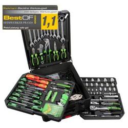 Starkmann Blackline Premium Alu Werkzeugkoffer 399 tlg.