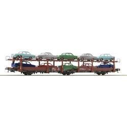 Roco 76458 H0 Autotransportwagen der DB