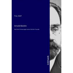 Arnold Böcklin als Buch von