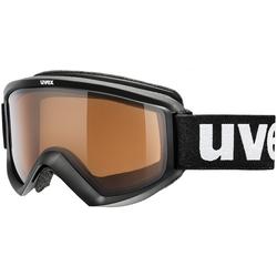 Uvex Fire Skibrillen, zwart, Eén maat