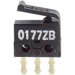 Mikroschalter SSM-001 30 V/DC 0.5A 1 x Ein/(Ein) tastend