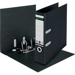 LEITZ recycle 1019 Ordner schwarz Karton 8,0 cm DIN A4