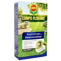 Compo Floranid Rasendünger mit Moosvernichter 3 kg