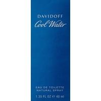Davidoff Cool Water Eau de Toilette 40 ml