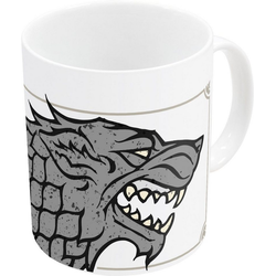 Becher Game of Thrones Becher Winter is coming(325 ml), Keramik