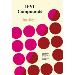 II-VI Compounds: eBook von Brian Ray