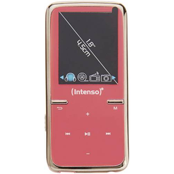 Intenso Video Scooter MP3-Player, MP4-Player 8GB Pink