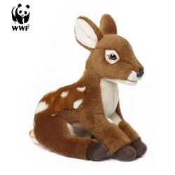 WWF Plüschfigur Plüschtier Rehkitz (18cm)