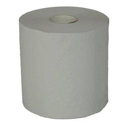 Papierhandtuchrolle Handtuchrolle Öko naturweiß 19cm x 145m