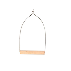 TRIXIE Bogenschaukel für Vögel 10x22 cm