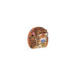 DJECO Puzzle Puzzle Der Tiger, 24 Teile, Puzzleteile