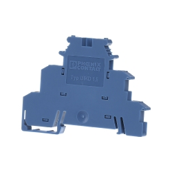 Dreistock-Klemme blau DIKD 1,5 BU