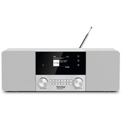 DIGITRADIO 4 C  (Radio, Digitalradio, DAB+, UKW, Bluetooth, Farbdisplay, AUX, Radiowecker)