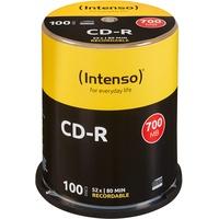 Intenso CD-R 700MB 52x 100er Spindel