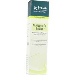 HANS KARRER Mandelölsalbe Eco 100 ml