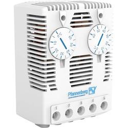 Pfannenberg Schaltschrank-Thermostat FLZ 543 THERMOSTAT S/S 0..60°C 240 V/AC 2 Schließer (L x B x