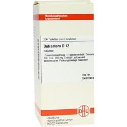 DULCAMARA D12