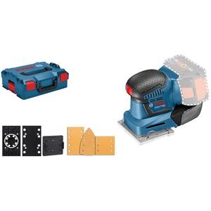 Bosch GSS 18V-10 Professional in L-BOXX + Zubehör ohne Akku und Ladegerät