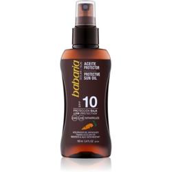 Babaria Sun Protective Sonnenöl LSF 10 100 ml