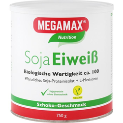 MEGAMAX Soja Eiweiss Schoko