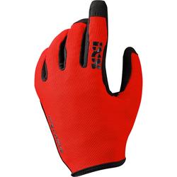 IXS Carve Motocross Handschuhe, rot, Größe S